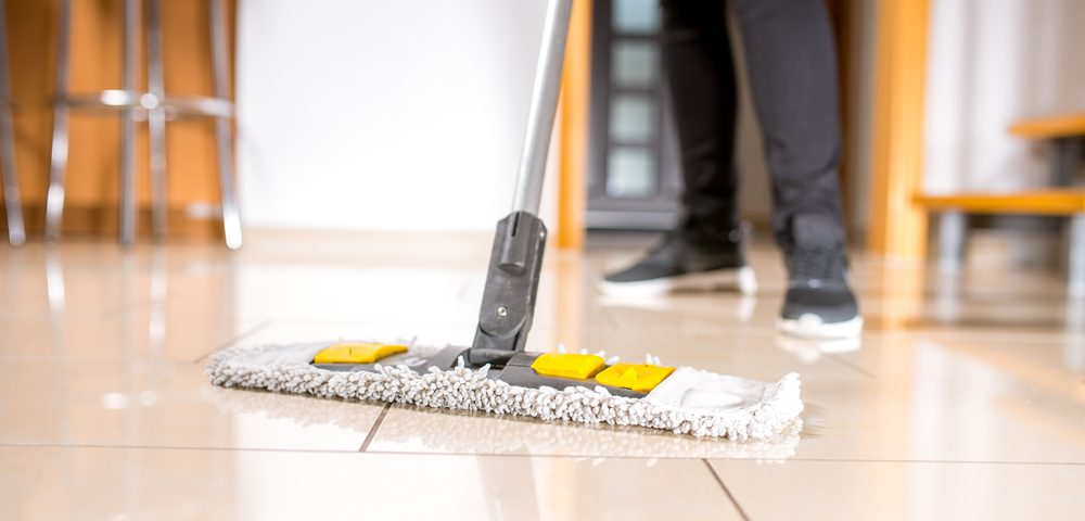 How Restore Shine Floor Tiles