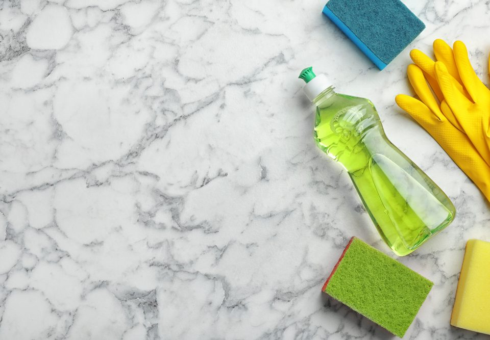 What's Difference Between Marble Cleaning Restoration