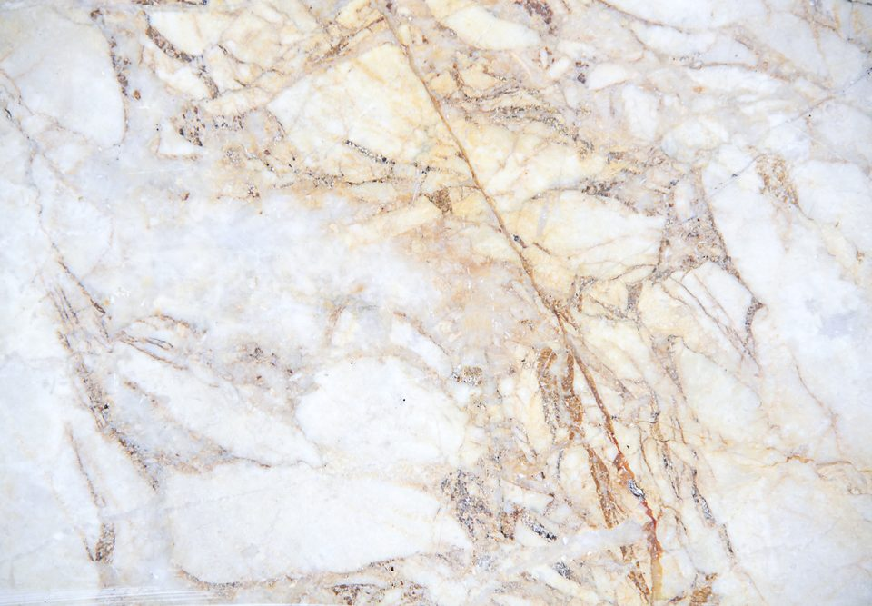 How Clean Yellow Stains White Marble Floors